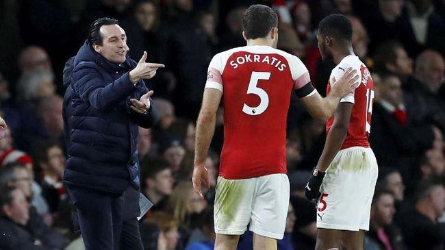 Unai Emery menegaskan Arsenal harus melupakan lolos ke empat besar klasemen Liga Inggris jika kalah dari Chelsea di Emirates, Sabtu (19/1) waktu setempat.