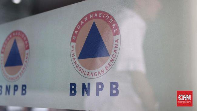 Sepanjang 2019, BNPB menyebut telah terjadi 1.901 bencana dengan korban jiwa mencapai 349 orang di Indonesia.