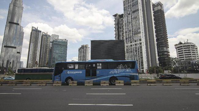 Proyek pengadaan bus listrik Tranjakarta diikuti 28 merek, sebagian besar sempat disebut merupakan merek China.