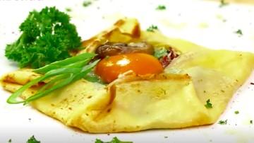 Resep Crepe Telur, Menu Sarapan Sehat Mudah Dibuat