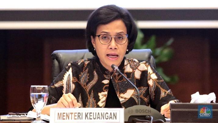 Sri Mulyani Disebut-sebut Cocok Jadi Presiden Baru Bank Dunia