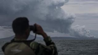 BMKG Sebut Pesan Suara Gempa dan Letusan Anak Krakatau Hoaks