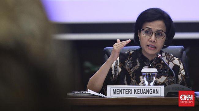 Pemerintah memprediksi pertumbuhan ekonomi Indonesia minus 1,1 persen hingga 0,2 persen pada 2020.