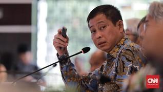 KPK Telusuri Peran Eks Menteri Jonan di Kasus Samin Tan