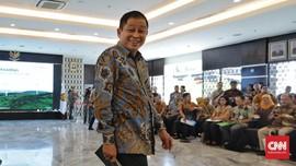 Jonan Datangi KPK Diperiksa soal Kasus PLTU Riau