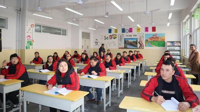 Institut Kebijakan Australia menyatakan ada lebih dari 380 kamp di Xinjiang, China, yang dicurigai digunakan untuk menahan etnis minoritas.