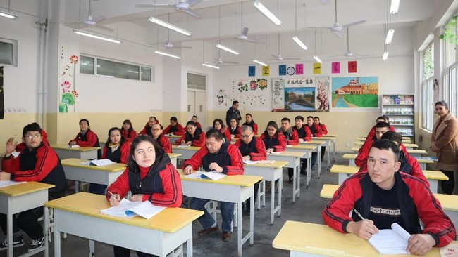 China Murka usai Mosi Genosida Uighur Parlemen Belanda
