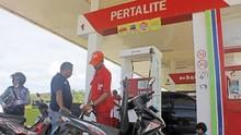 Pertamina Jual Pertalite Seharga Premium Rp6.450 di Bali