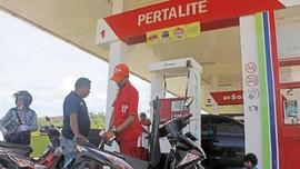 Harga Pertalite Rp6.450 per Liter Bakal Berlaku di Sumatera