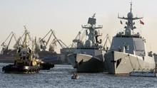 Kapal Selam China Berhasil Capai Palung Laut Terdalam Bumi