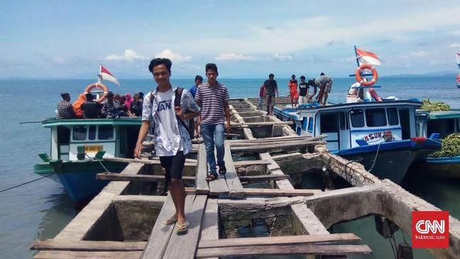 Pascatsunami Selat Sunda, Pengungsi Pulau Sebesi Mulai Pulang