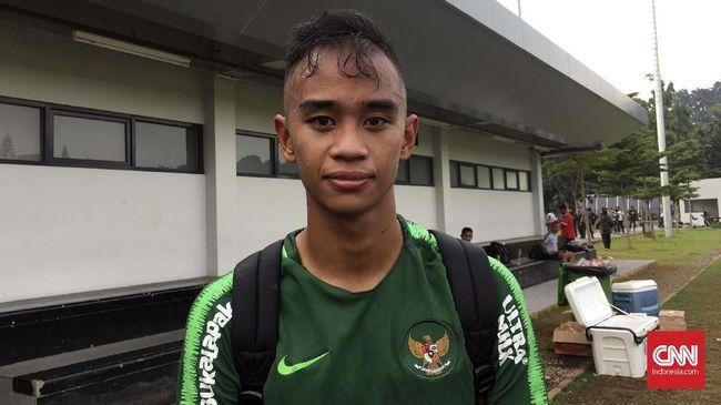 Bek sayap Persita Tangerang Dallen Doke pernah berlatih di dua klub Spanyol dan kini mencoba peruntungan ke klub Liga Korea Cheongju FC.