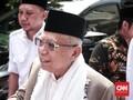 Ma'ruf Amin Kunjungi Banten dan Jatim Hari Ini