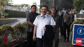 KPK Kembali Periksa Gamawan Fauzi untuk Kasus Korupsi E-KTP