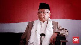Ma'ruf Amin di Bawah Bayang-bayang JK dan Jokowi