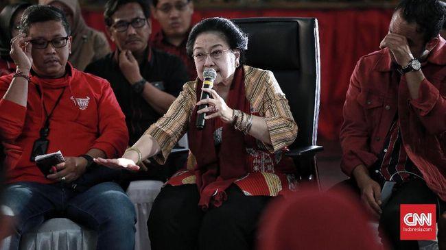 Mega mengaku heran dengan masyarakat Indonesia yang saat ini mulai kehilangan kesabaran. Ia melihat masyarakat saat ini lebih menginginkan sesuatu yang instan.