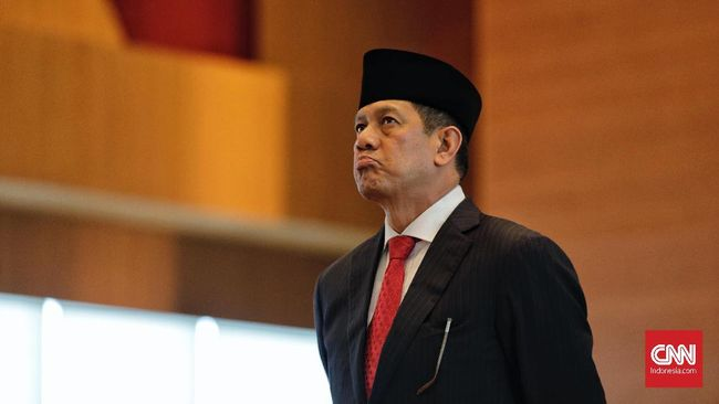 Kepala Badan Nasional Penanggulangan Bencana (BNPB) Letjen TNI Doni Monardo. CNN Indonesia/Adhi Wicaksono