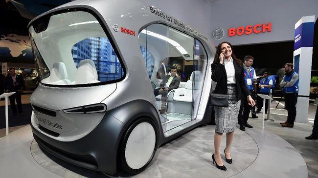 Bosch, penyuplai komponen otomotif global yang punya fasilitas produksi besar di China menyebut virus corona bisa mengganggu rantai pasokan global.