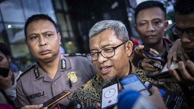 Aher Mangkir dari Panggilan KPK di Kasus Suap Izin Meikarta