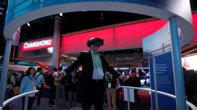 Pameran Consumer Electronic Show (CES) 2019 digelar di Las Vegas Convention Center, AS pada 8-11 Januari 2019 dengan sejumlah produk inovasi terbaru.