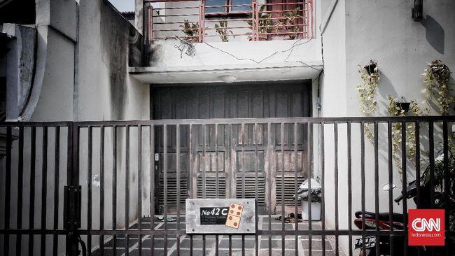Polisi kesulitan mengidentifikasi sidik jari terduga pelaku pelempar bom molotov yang dilempar ke rumah Laode M Syarif.