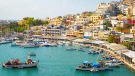 Yunani Bersiap Buka Gerbang Wisata di Bulan Juli