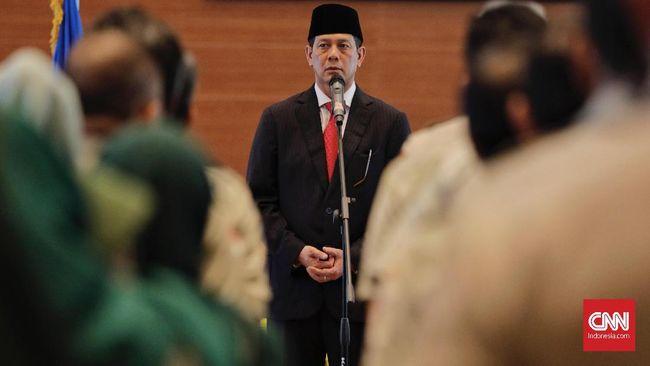 Rektor IPB Arif Satria menyatakan rapat pleno senat akademik menyepakati pemberian gelar kehormatan doktor honoris causa buat Doni Monardo.