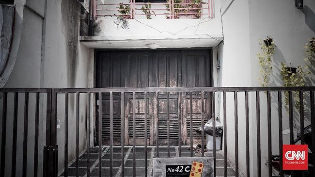 Pelempar Molotov Terekam CCTV Rumah Wakil Ketua KPK