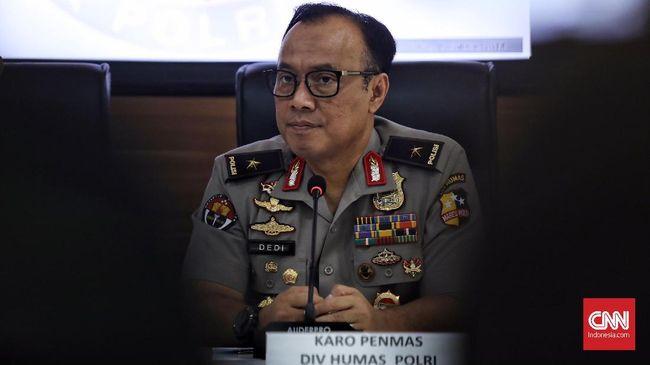 14 Polisi Terluka Saat Amankan Aksi 22 Mei di Jakarta