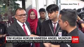 Tim Kuasa Hukum Vanessa Angel Mundur