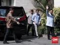 Bertemu SBY, Prabowo Mengaku Minta Masukan