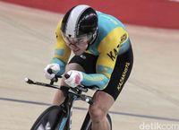 Beragam Ekspresi Perjuangan Pebalap Di Kejuaraan Asia Balap Sepeda