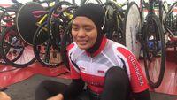 Dapat Medali Perak, Atlet Paracycling Indonesia Ini Tak Puas