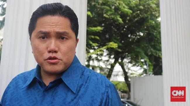 Menteri BUMN Erick Thohir bersiap untuk membenahi 11 perusahaan air minum milik negara.