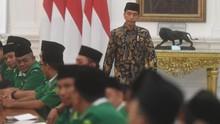 GP Ansor Minta Jokowi Bersikap soal Macron Sindir Islam