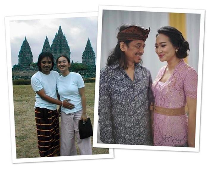 Intip kedekatan momen kebersamaan personel band Gigi dengan keluarga. Dari Armand Maulana sampai Dewa Budjana.