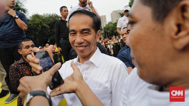 Demokrat Anggap Jokowi Mirip Camat saat Paparkan Visi Misi