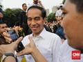 Jokowi soal Persiapan Debat Capres: Mantul