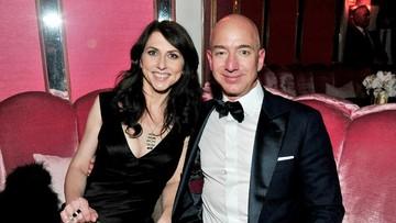 Perceraian Bos Amazon Berakhir Pemberian Saham Rp539 Triliun