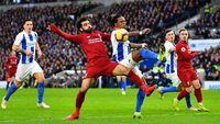Babak Pertama Usai, Liverpool Masih Tanpa Gol Kontra Brighton
