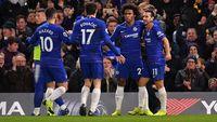 Hasil Liga Inggris: Chelsea Susah Payah Kalahkan Newcastle 2-1