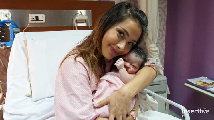 Alhamdulillah, Nadia Mulya bersyukur telah melahirkan anak keempatnya dengan selamat lewat persalinan normal.