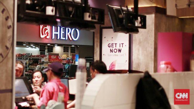 Manajemen Hero Supermarket mengklaim dari total 532 karyawan yang di-PHK, hak 92 persen di antaranya telah dipenuhi.