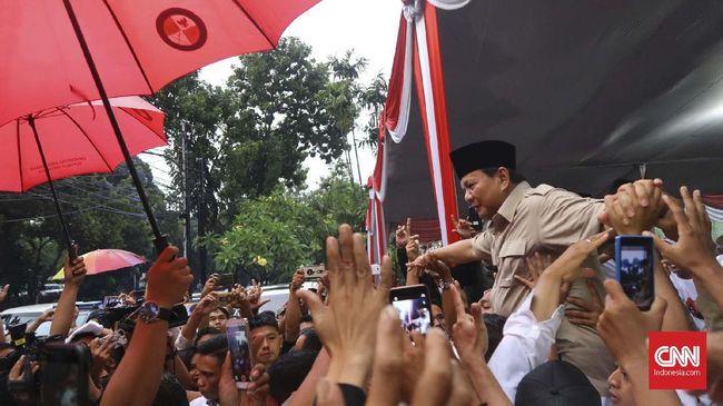 Instruksi ini diberikan lantaran Prabowo menilai TPS merupakan tempat krusial yang harus benar-benar dijaga.