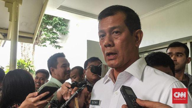 Kepala BNPB Letjen TNI Doni Monardo berharap Presiden Jokowi jadikan alat deteksi tsunami sebagai 'objek vital nasional' yang dijaga oleh TNI.