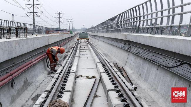Pihak swasta akan menyerahkan 29,1 hektar tanah ke Pemerintah Kota Makassar untuk pembangunan rel kereta api layang.