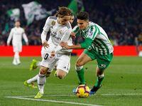 Real Madrid Catatkan Persentase Ball Position Terendah Sejak 2011