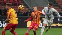 Hasil Coppa Italia: Libas Benevento 6-2, Inter Jumpa Lazio Di Perempatfinal