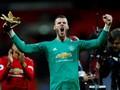 De Gea Sampai Lupa Jumlah Penyelamatan untuk Man United