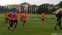 Pss Sleman Gelar Latihan Jelang Celebration Game